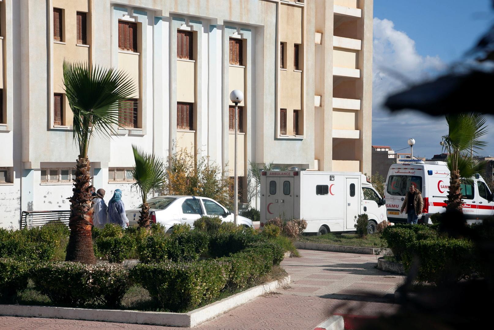 الجزائر.. وفاة مرضى بسبب نفاد الأكسجين