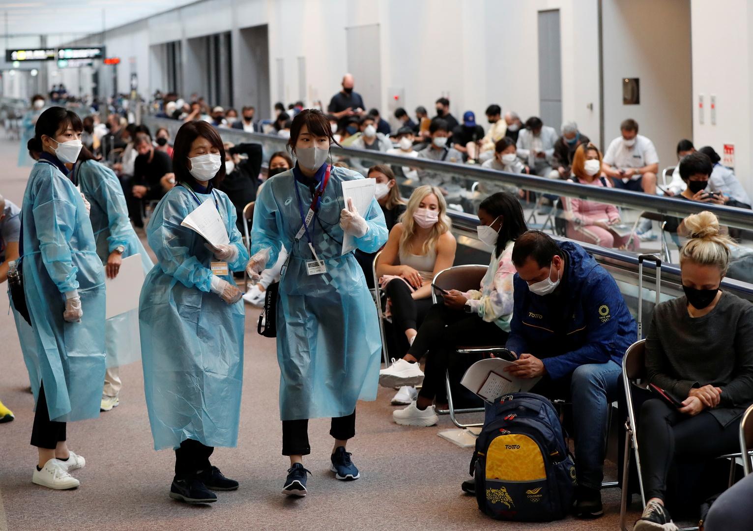 منظمة الصحة: الولايات المتحدة سجلت أعلى معدل عالمي بإصابات كورونا الأسبوع الماضي