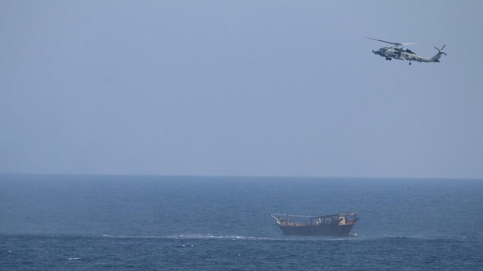 مسؤول إسرائيلي: إيران مسؤولة عن الهجوم عل الناقلة ببحر عمان بطائرة مسيرة