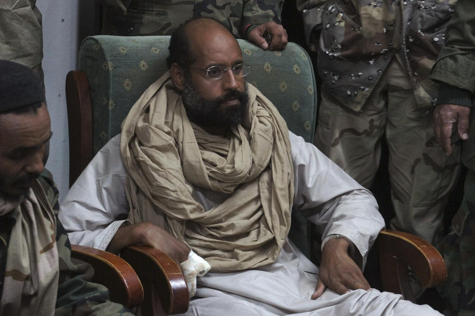 سيف الإسلام معمر القذافي يكشف تفاصيل حادثة في السجن غيرت مجرى حياته