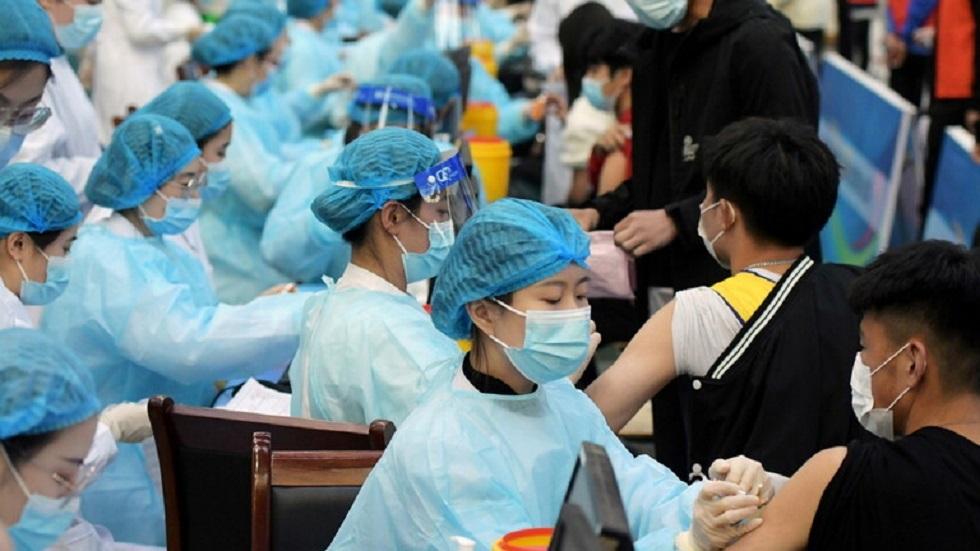 حملة التطعيم ضد فيروس كورونا في الصين - أرشيف