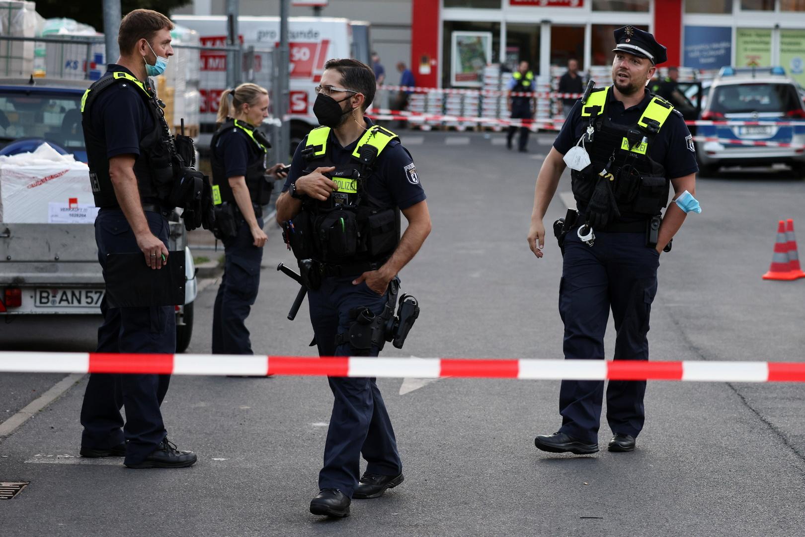 الشرطة الألمانية تستبعد فرضية الإرهاب في حادث إطلاق النار ببرلين