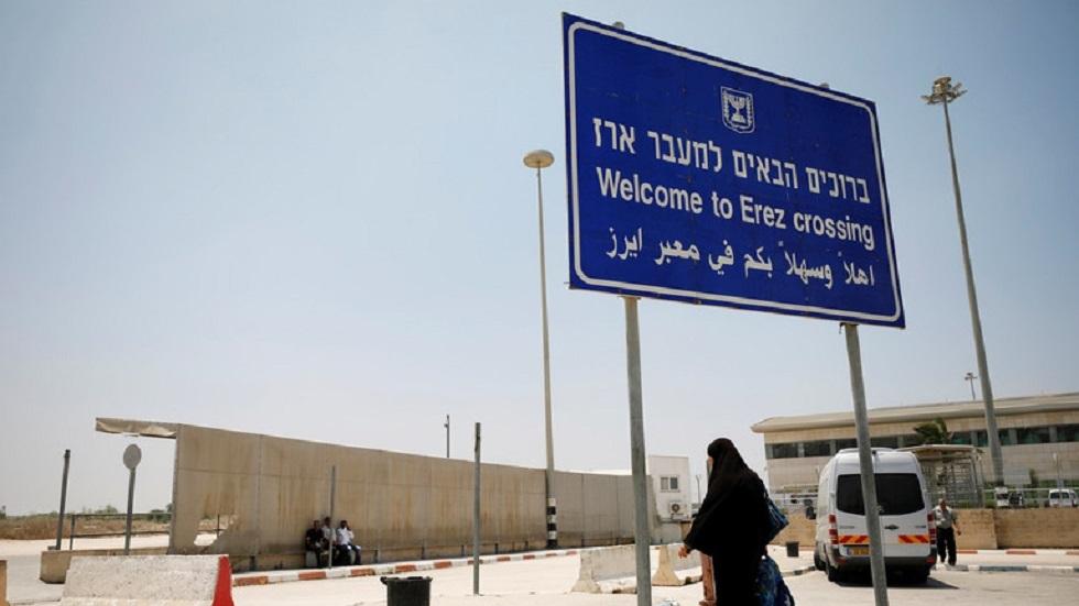 معبر بيت حانون- إيرز في الضفة الغربية - أرشيف