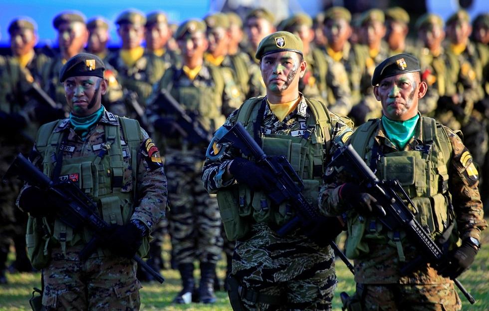 الفلبين تتراجع عن انسحابها من اتفاقية التعاون العسكري مع الولايات المتحدة