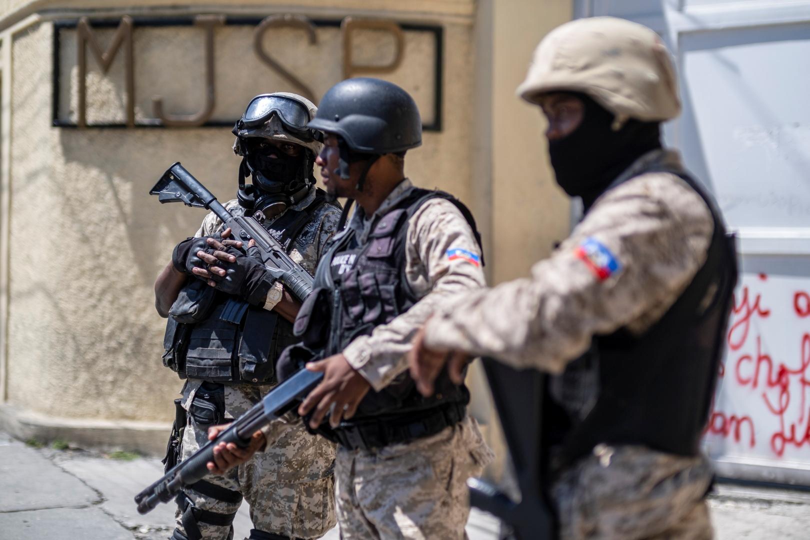 هايتي.. اعتقال ضابط شرطة رابع في قضية اغتيال الرئيس مويز