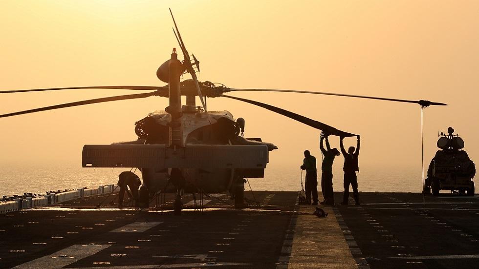 الجيش الأمريكي يعلق على كيفية تنفيذ الهجوم على ناقلة نفط قبالة عمان