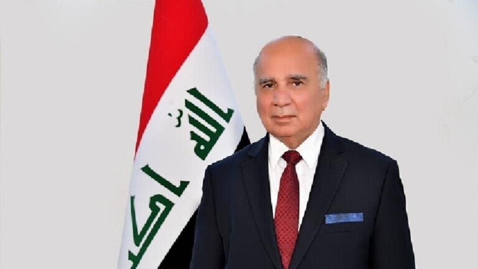 وزير الخارجية العراقي: نتطلع لرؤية فريق أممي لمراقبة الانتخابات