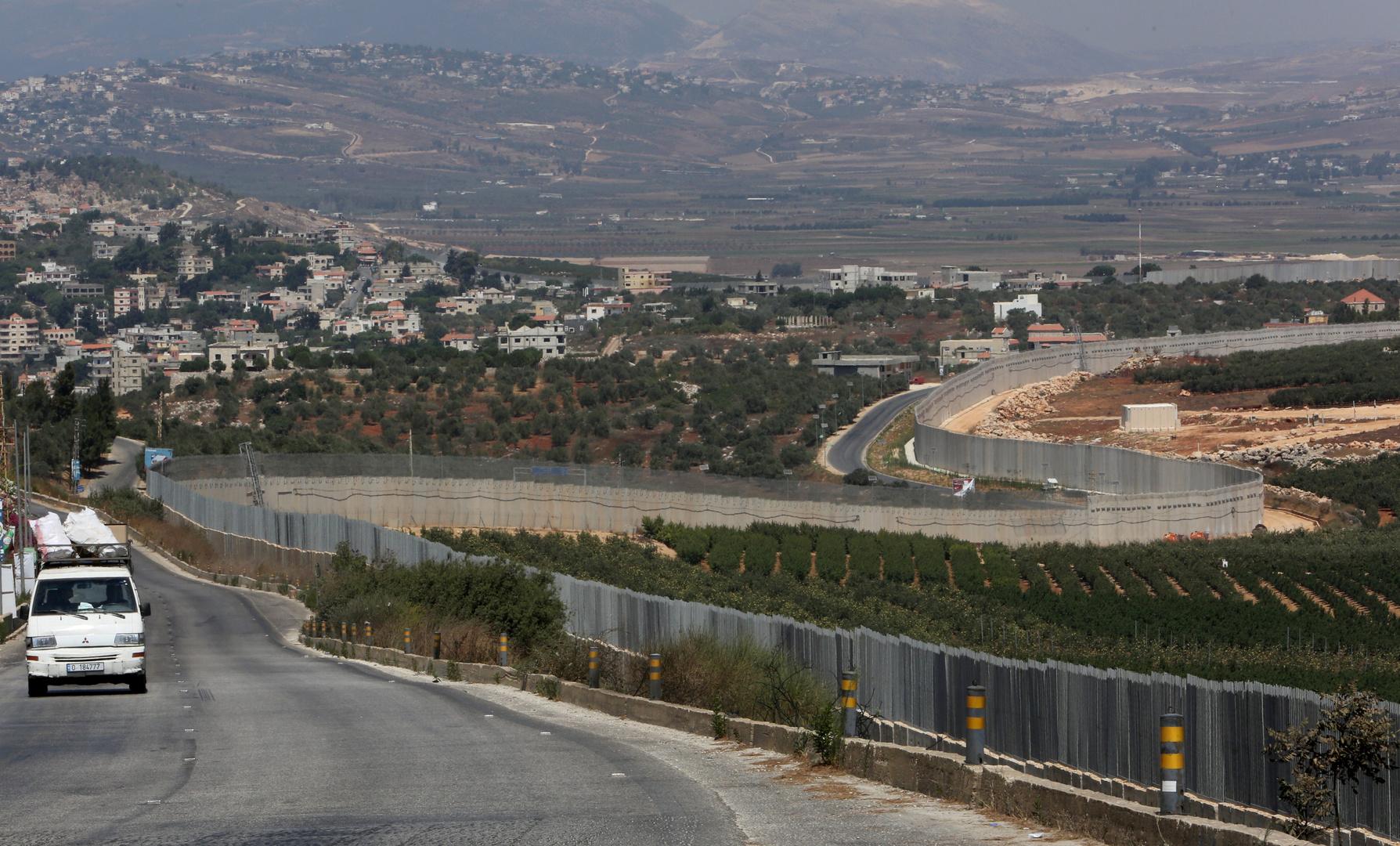 قرية العديسة الحدودية جنوب لبنان، صورة تعبيرية
