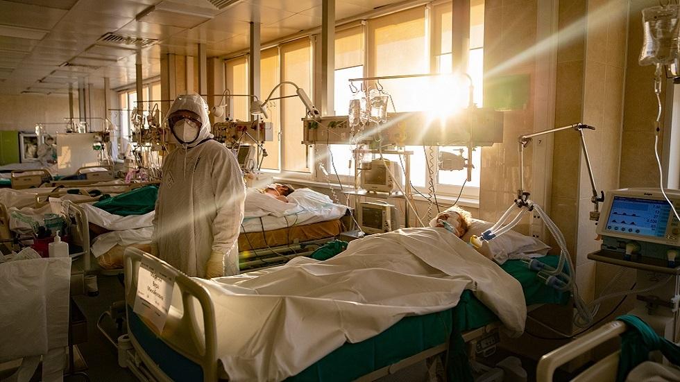 كورونا في روسيا.. 792 وفاة و23.8 ألف إصابة خلال يوم