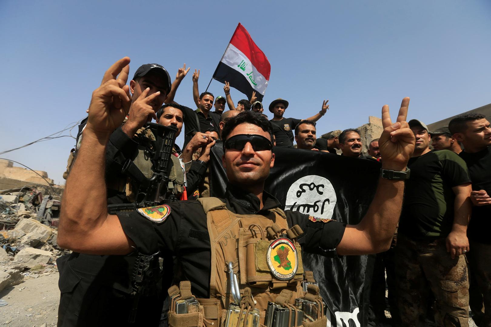 جهاز مكافحة الإرهاب العراقي يقتل