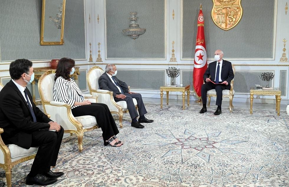 الرئيس التونسي: لا مجال اليوم للظلم أو الابتزاز أو مصادرة الأموال (فيديو)