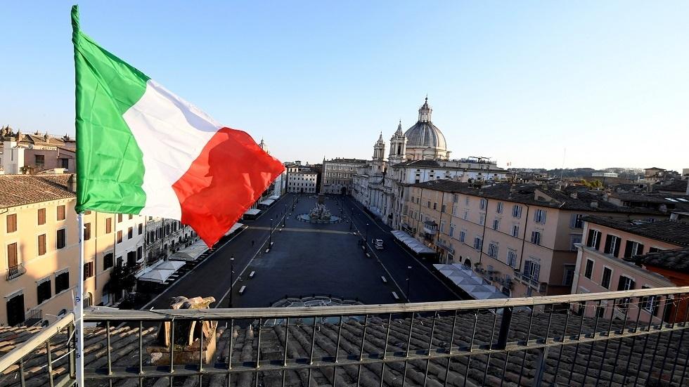 إيطاليا تسجل 6513 إصابة جديدة و16 وفاة بكورونا