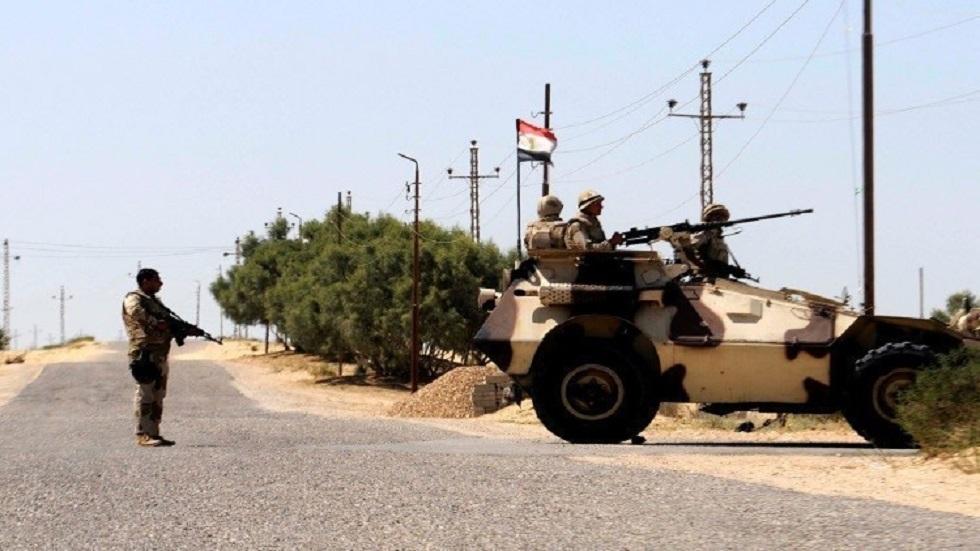 الجيش المصري في سيناء -  أرشيف