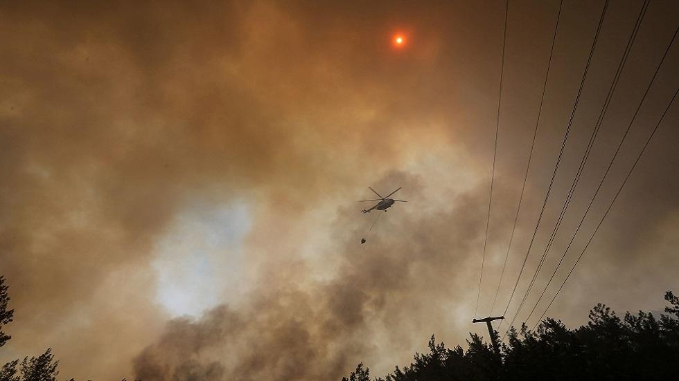 جورجيا: مستعدون لتقديم كافة أشكال المساعدة لتركيا في مكافحة الحرائق