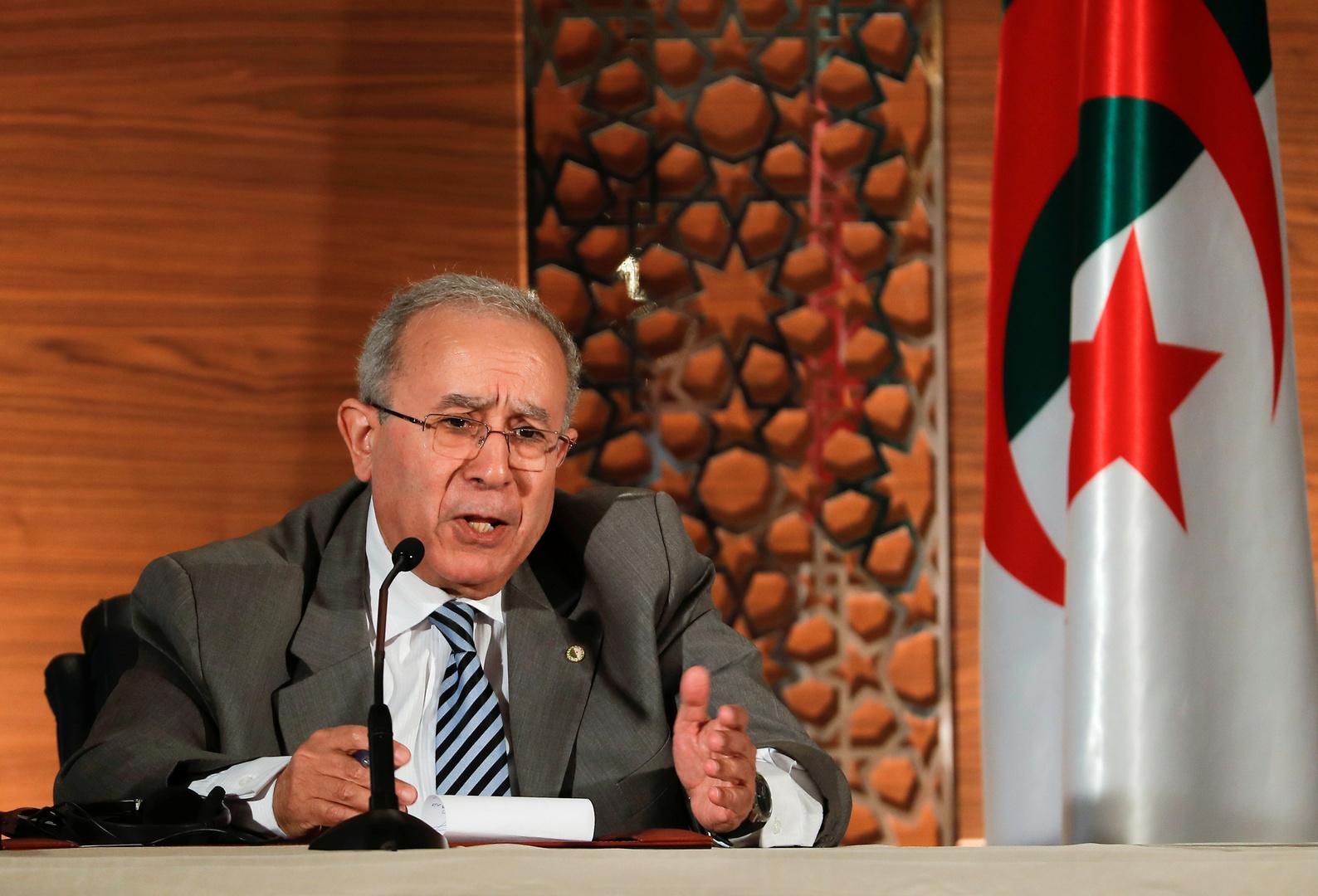 الجزائر: من المهم اتفاق مصر والسودان وإثيوبيا حول سد النهضة