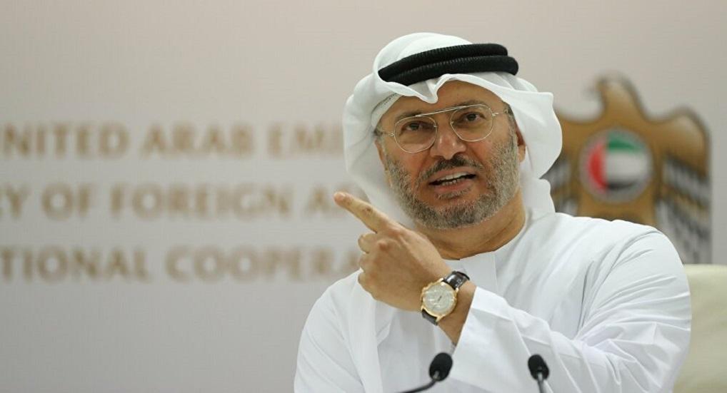 قرقاش ردا على تصريحات الغنوشي: يزج باسم الإمارات لتبرير تقصيره
