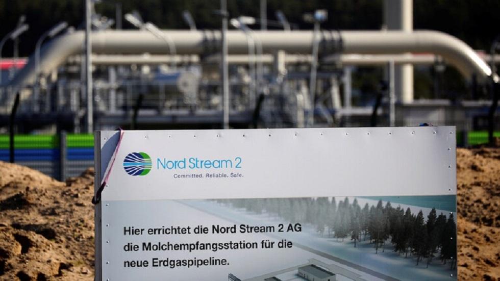 خط أنابيب نقل الغاز الروسي إلى أوروبا