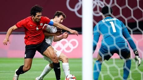 الحارس المصري الشناوي يكتب التاريخ في أولمبياد طوكيو