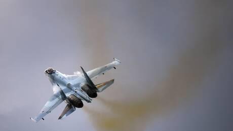 "مناورات تدريبية.. مقاتلات ""سوخوي 35"" تهاجم مقاتلات ""رافال"" في مصر"