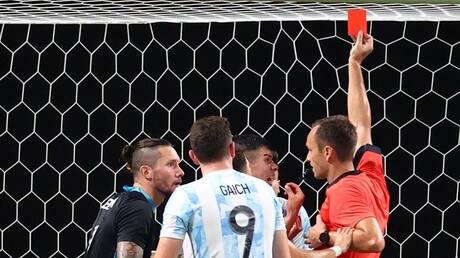 """أولمبياد طوكيو.. الكنغر الأسترالي يهزم """"التانغو"""" الأرجنتيني"""