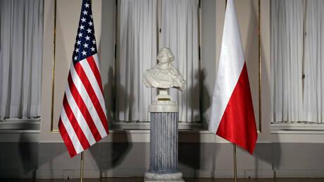"""بولندا والولايات المتحدة تناقشان مكافحة """"العدوان الروسي"""""""