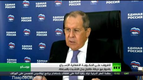 موسكو: من مصلحة كابل بدء الحوار مع طالبان