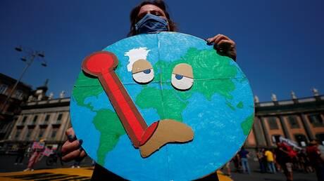 رئاسة مجموعة الـ20: الوزراء أخفقوا في التوصل لاتفاق بشأن تغير المناخ