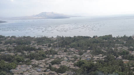 زلزال بقوة 6.4 درجة بالقرب من سواحل الفلبين