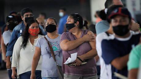 المكسيك تسجل أكثر من 16 ألف إصابة و328 وفاة جديدة بكورونا