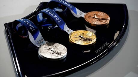 """أول ميدالية ذهبية في أولمبياد """"طوكيو 2020"""" تذهب إلى آسيا"""