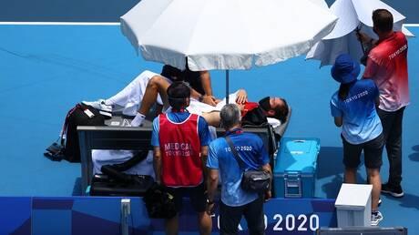 أولمبياد طوكيو.. الاتحاد الدولي للتنس يستجيب لمناشدات اللاعبين ويؤخر انطلاق المباريات بسبب الحرارة
