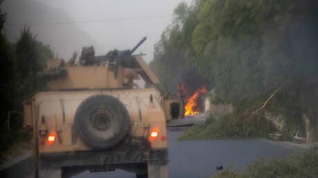 """هيئة أمريكية: إعدام طالبان لطيارين في أفغانستان """"تطور مقلق"""""""