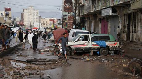 السيول تودي بحياة 7 فتيات في محافظة أبين جنوب اليمن
