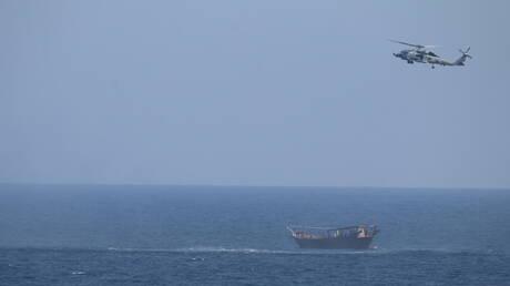تقارير عن تعرض سفينة لهجوم شمال بحر العرب قبالة عمان