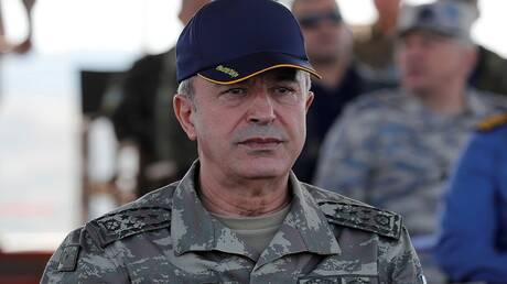 أكار: جنودنا موجودون في قبرص بوصفهم تابعين لجيش دولة ضامنة