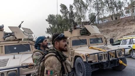 الجيش الأفغاني يستعيد السيطرة على منطقة في هرات من طالبان