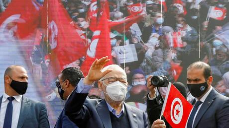 """تونس.. """"حركة النهضة"""" تؤجل اجتماع مجلس الشورى وسط انقسامات حادة على القيادة"""