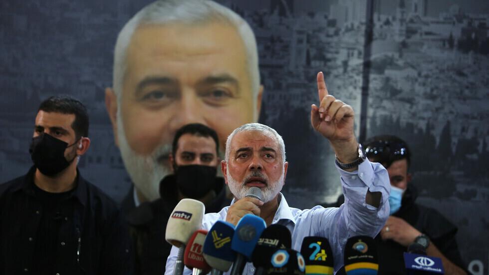 رويترز: انتخاب إسماعيل هنية رئيسا للمكتب السياسي لحماس لدورة جديدة