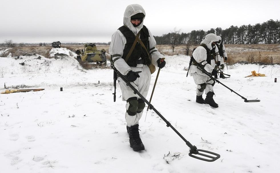 320 عاما على تأسيس قوات الهندسة بالجيش الروسي
