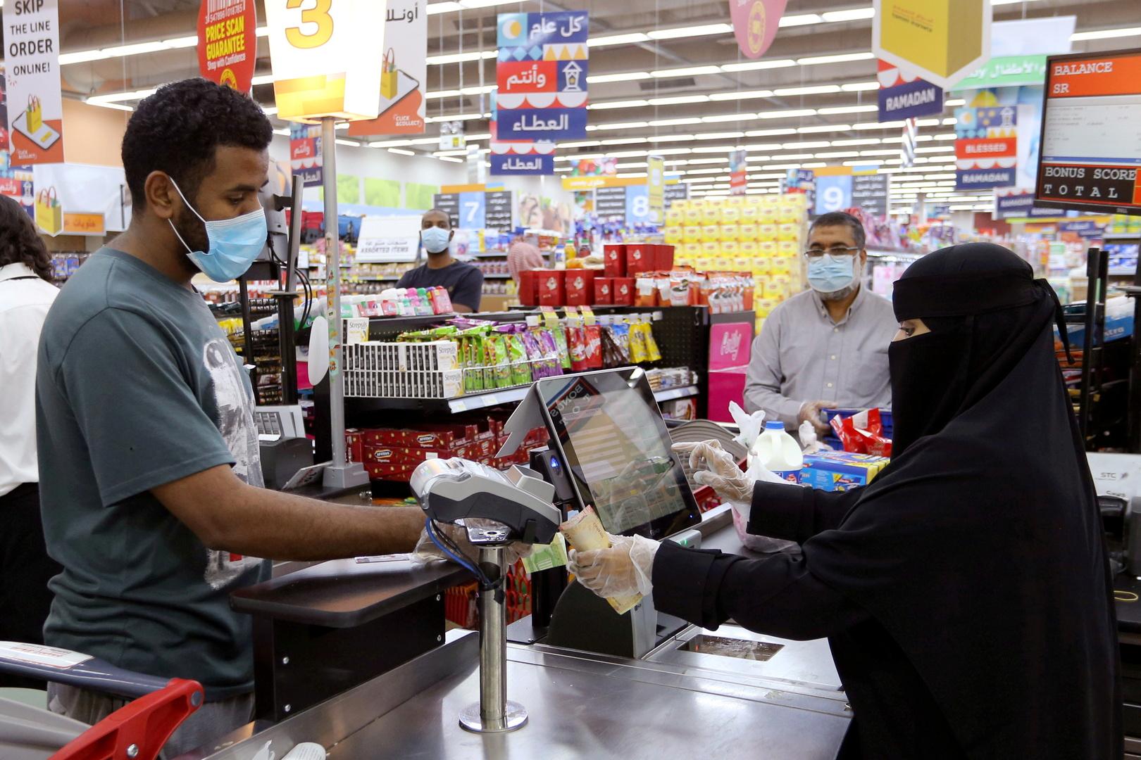 انتشار فيروس كورونا في الرياض
