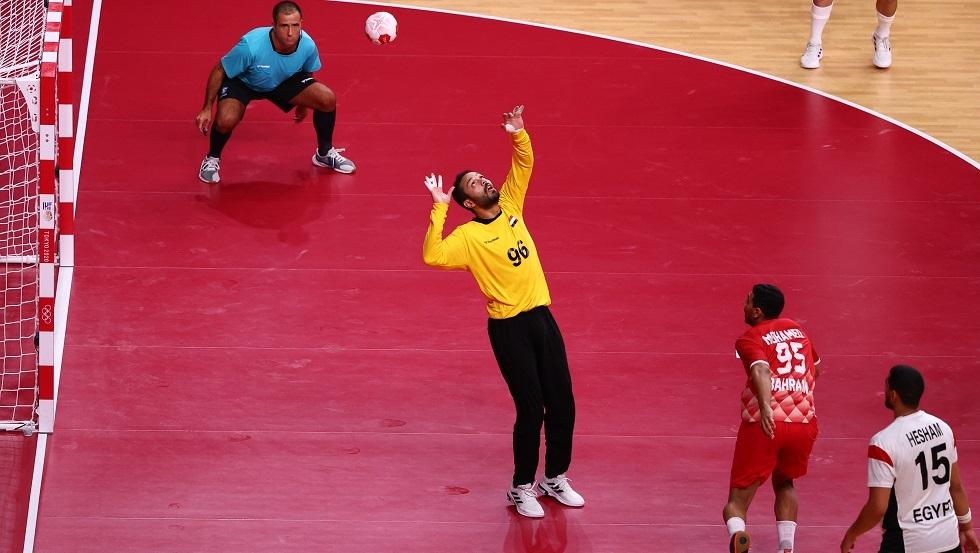 البحرين تبلغ ربع نهائي لكرة اليد في أولمبياد طوكيو رغم خسارتها أمام مصر