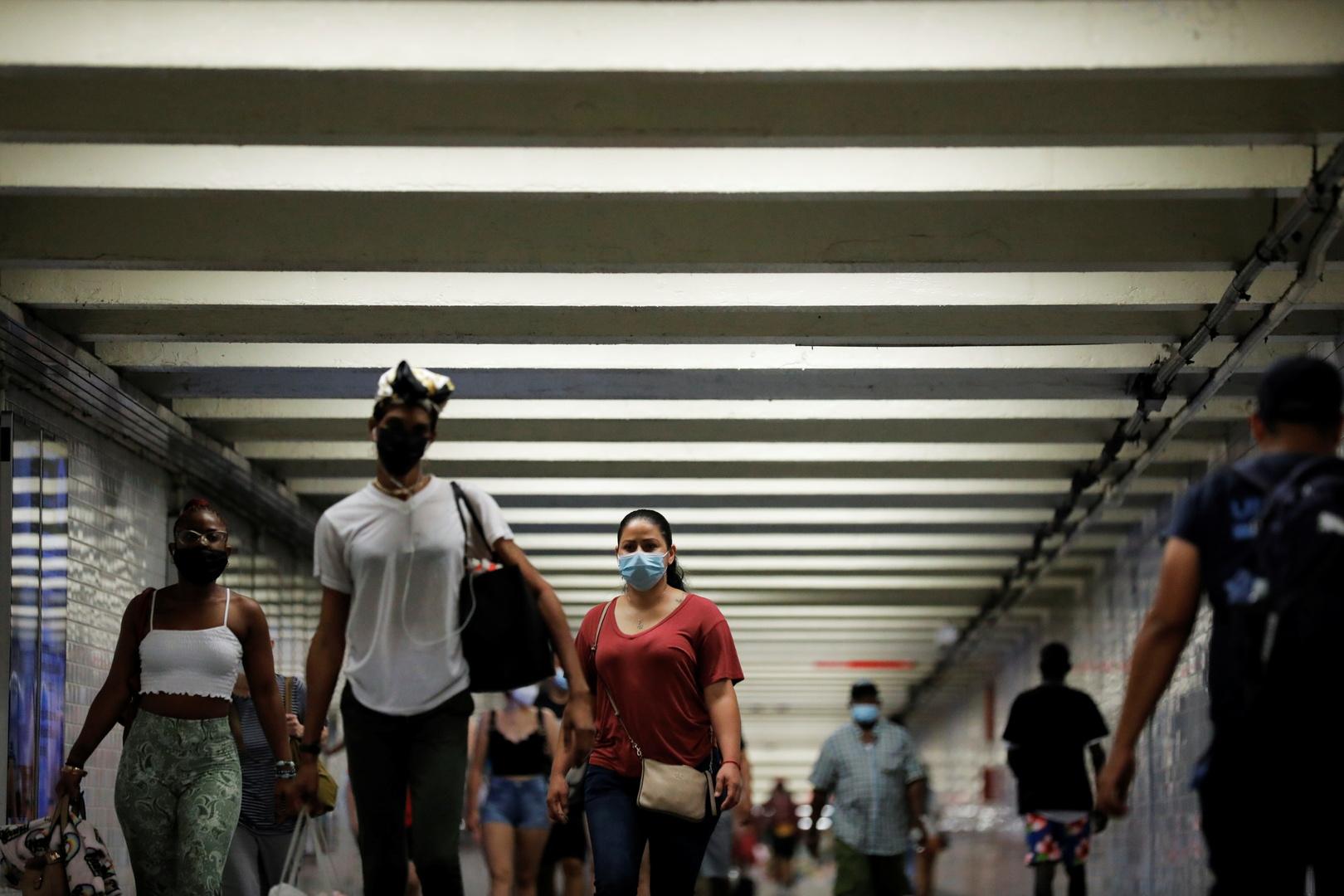 مسؤول صحي أمريكي كبير يحذر من تفاقم جائحة كورونا في بلاده
