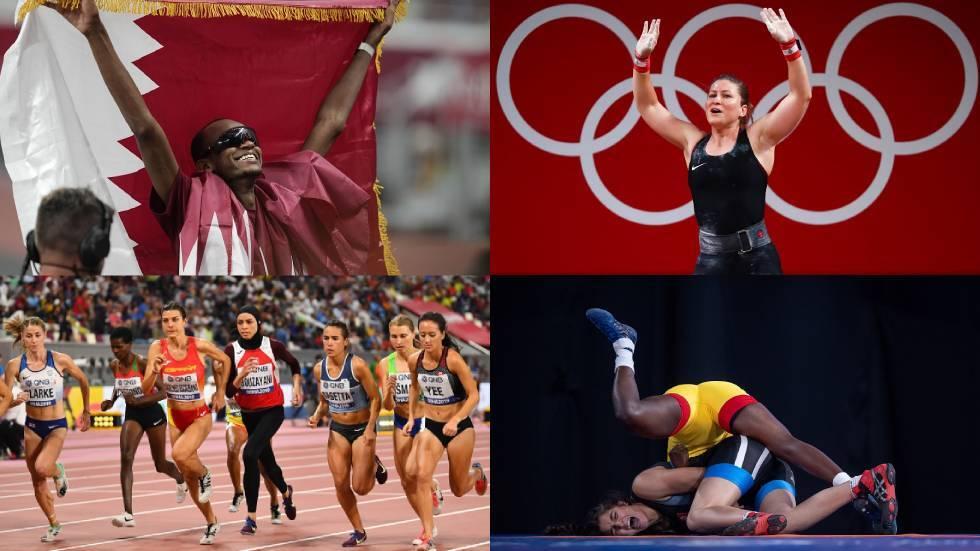 نتائج مواجهات الرياضيين العرب اليوم الأحد في أولمبياد طوكيو.. بينها ذهبية تاريخية