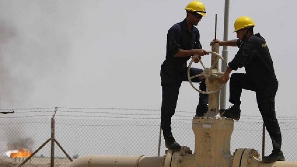 حقول النفط في العراق - أرشيف