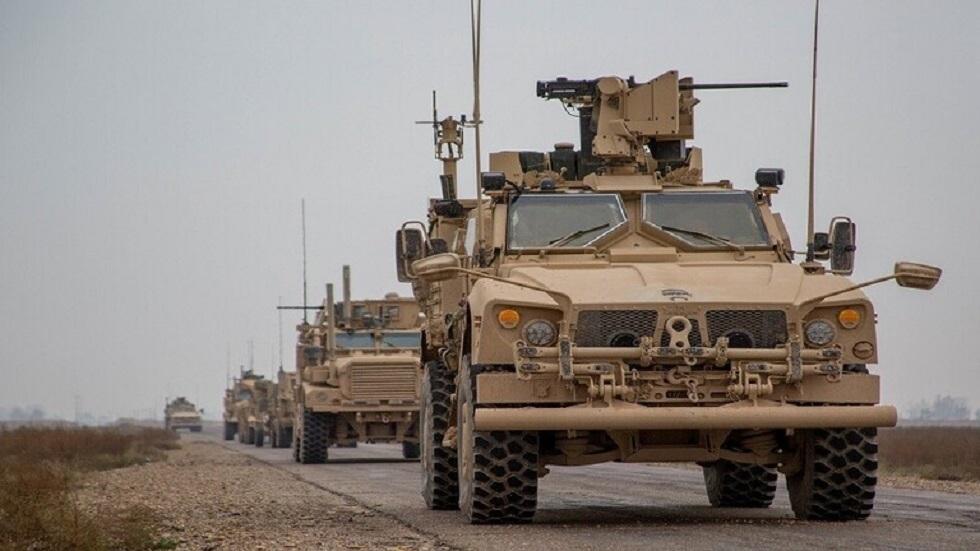 استهداف ثان لرتل تابع للتحالف الدولي جنوبي العراق