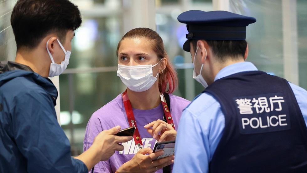 بيلاروس تستدعي إحدى لاعباتها من أولمبياد طوكيو والتشيك تعرض منحها تأشيرتها لـ