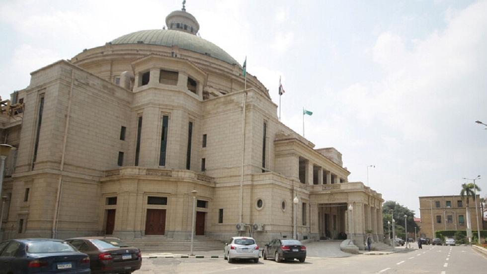 جامعة القاهرة في مصر - أرشيف
