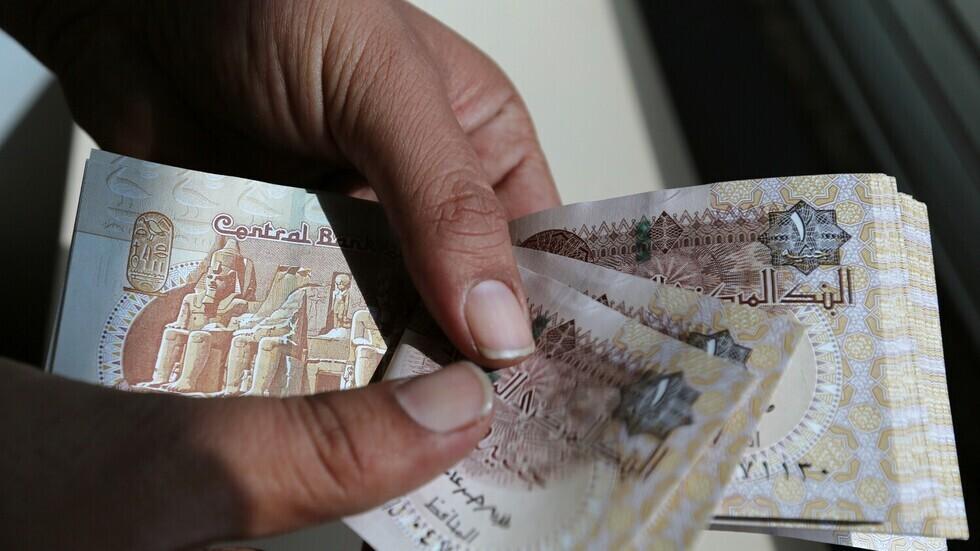 مصر.. نشر أول صور للجنيهات البلاستيكية الجديدة