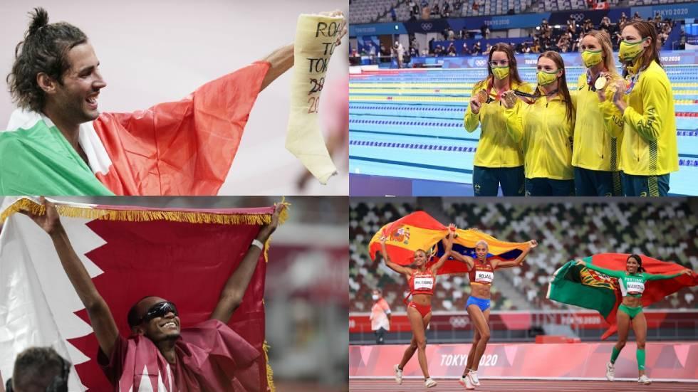 حصيلة ميداليات أولمبياد
