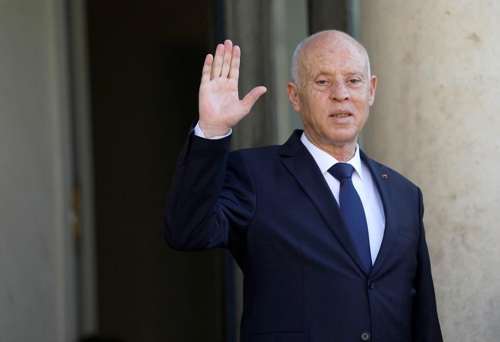 الرئاسة المصرية: تم التوافق مع الجزائر على الدعم الكامل للرئيس التونسي قيس سعيّد